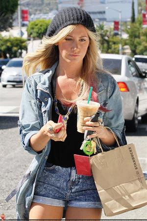 Ashley Tisdale in West Hollywood on June 28, 2012