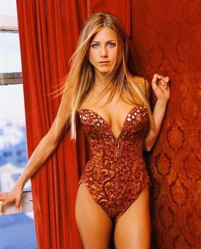 Jennifer Aniston in a bikini