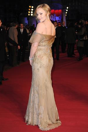 Abbie Cornish at the Sucker Punch UK premiere on March 30, 2011
