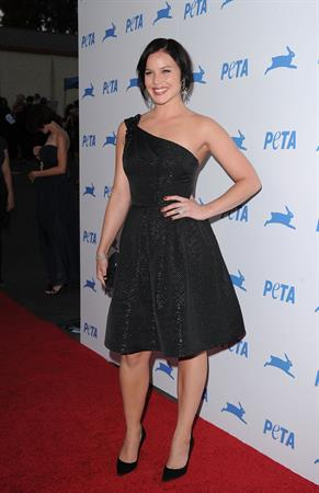 Abbie Cornish PETA's 30th Anniversary Gala and Humanitarian Awards September 25, 2010