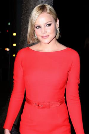 Abbie Cornish Kimberly Brooks the Stylist Project Exhibition hosted by Vanity Fair and Dior 1/3/2010