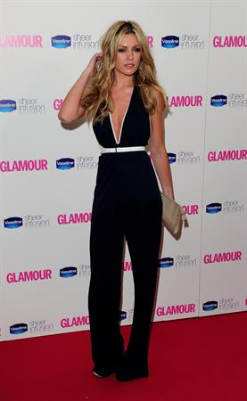 Abigail Clancy Glamour Women of the Year Awards on June 8, 2010