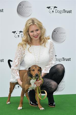 Abi Titmuss 21st dog trust awards in London May 21, 2012
