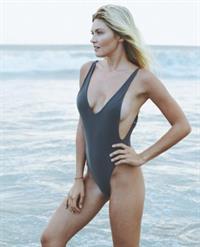 Julia Conley in a bikini