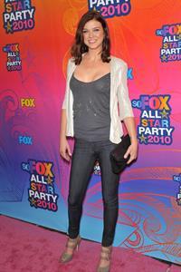 Adrianne Palicki Fox 2010 Summer Television Critics Association All Star Party on August 2, 2010
