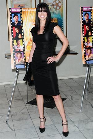 Adrianne Palicki Elektra Luxx premiere in Los Angeles March 4, 2011