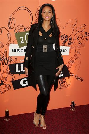 Alesha Dixon - Music industry awards