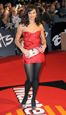 Alesha Dixon - Brit Awards