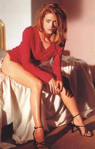 Denise Richards in lingerie