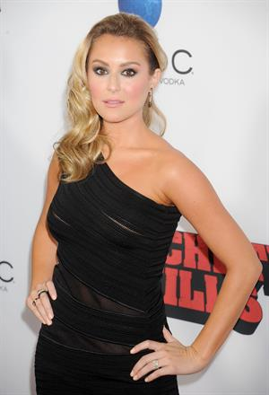 Alexa Vega attending the  Machete Kills  Los Angeles Premiere on October 2, 2013