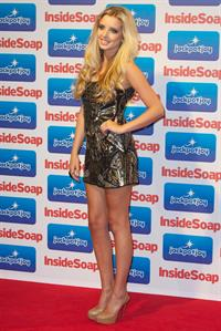 Alice Barlow attending the Inside Soap Awards on Septemeber 26, 2011