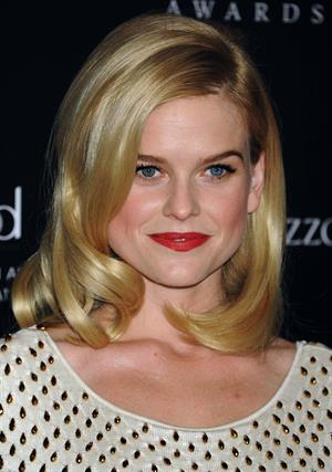 Alice Eve attending the Hollywood Style Awards at Smashbox West Hollywood on November 13, 2011