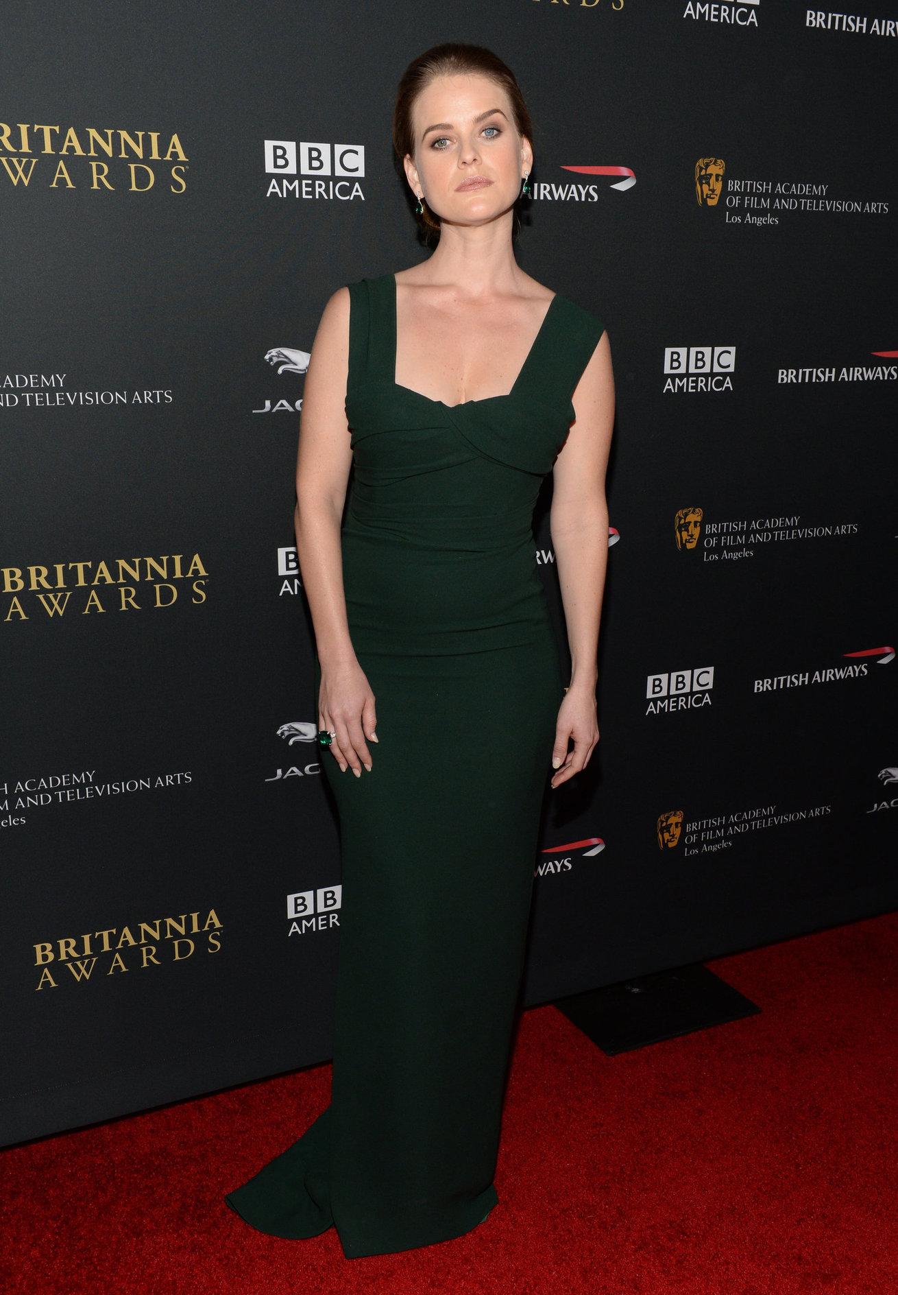 Alice Eve – BAFTA Los Angeles Britannia Awards 11/9/13
