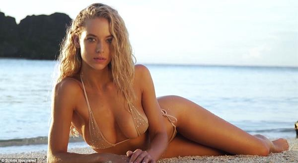 Hannah Ferguson Sports Illustrated Swimsuit Preview 2017