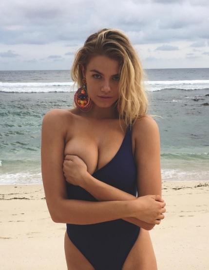 Hailey Clauson Sports Illustrated Swimsuit 2017