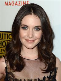 Alison Brie - Critics' Choice Television Awards in Los Angeles on June 18, 2012
