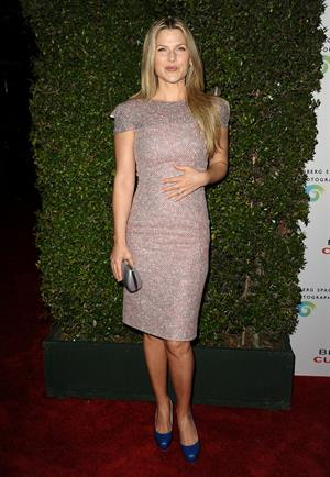 Ali Larter opening night of Beauty Culture at the Annenberg Space for Photography on May 19, 2011