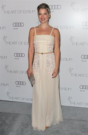 Ali Larter at The Art of Elysium's Heaven Gala, January 13, 2013