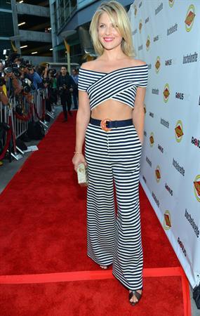 Ali Larter - Bachelorette premiere - Hollywood - August 23, 2012