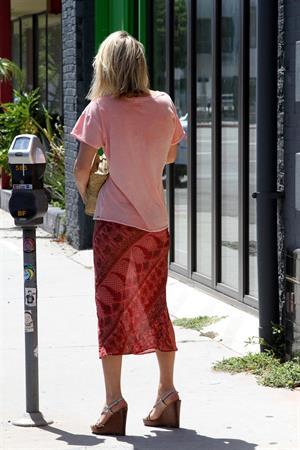 Ali Larter - O&A in Beverly Hills, CA - June 8, 2012