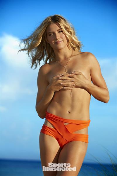 Eugenie Bouchard for Sports Illustrated Swimsuit Edition 2017