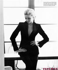 Amber Heard Angeleno Magazine August 2011