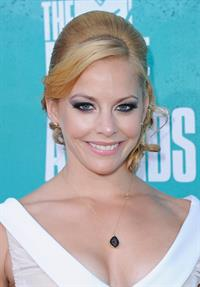 Amy Paffrath - 2012 MTV Movie Awards (Arrival) in Universal City (June 3, 2012)