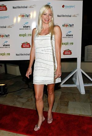 Anna Faris at The Taste of Chocolate during the 10th annual Maui Film Festival at the Four Seasons Hotel