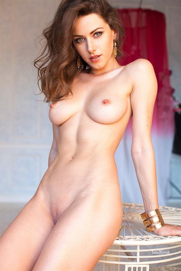 Olga Alberti - breasts