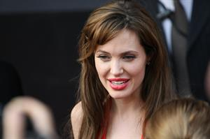 Angelina Jolie Salt premiere in Moscow July 25, 2010
