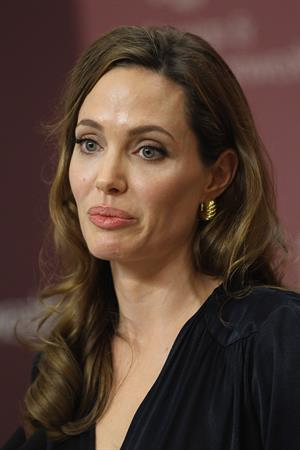 Angelina Jolie - Visits Foreign Commonwealth Office in London (May 29, 2012)