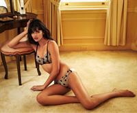 Georgia Fowler in a bikini