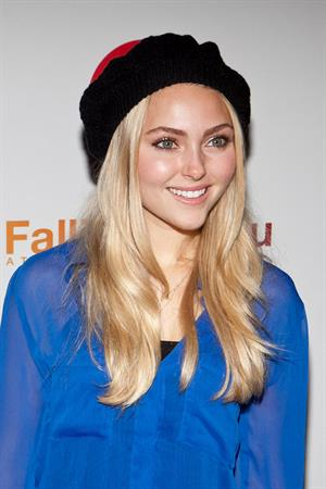 AnnaSophia Robb Target  Falling for You  - NY Event, Oct 12, 2012
