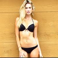 Kelly Thomas in a bikini