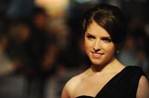 Anna Kendrick Up in the Air Premiere During the Times BFI London Film Festival