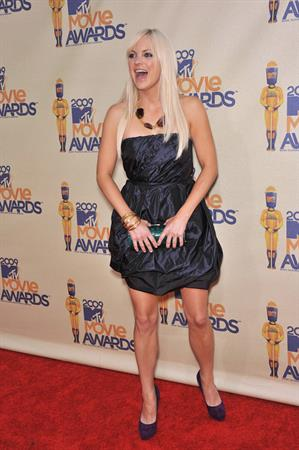Anna Faris 2009 MTV Movie Awards Arrivals Universal City