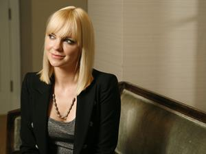Anna Faris photo session to promote What's Your Number on September 17, 2011