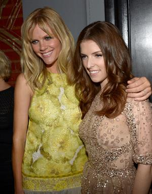 Anna Kendrick What to Expect When You're Expecting Los Angeles premiere on May 14, 2012