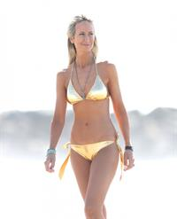 Lady Victoria Hervey in a bikini