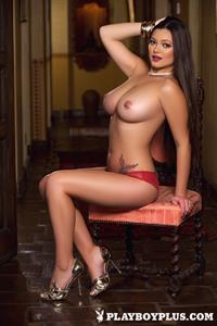 Playboy Cybergirl Chelsie Aryn Nude Photos & Videos at Playboy Plus!