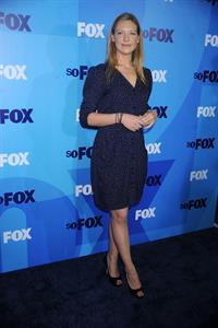 Anna Torv Fox Upfront Presentation in New York on May 16, 2011