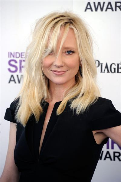 Anne Heche 2012 film Independent Spirit Awards in Santa Monica on February 25, 2012
