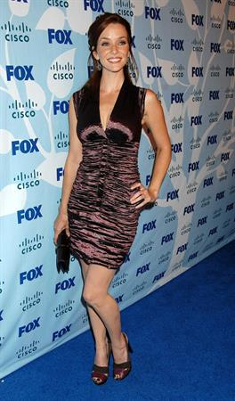 Annie Wersching Fox's Fall Eco Casino party