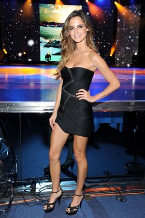 Ariadne Artiles attends the World Music Awards 2010 on May 18, 2010 in Monte Carlo Monaco