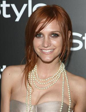 Ashlee Simpson InStyle Magazine's 8th annual Summer Soiree held at the London Hotel in West Hollywood, California