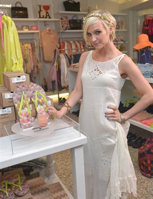 Ashlee Simpson - Missoni HavaIanas 2012 Collection preview in Beverly Hills June 6, 2012