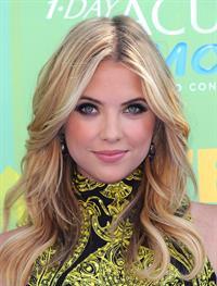 Ashley Benson 2011 Teen Choice Awards on August 7, 2011