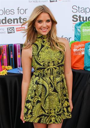 Ashley Benson 2011 Teen Choice Awards on August 7, 2011