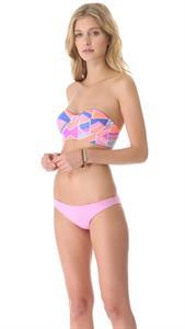 Mathilde Frachon in a bikini
