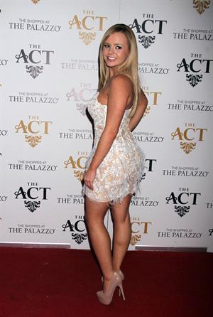Bree Olson hosts AVN Friday at The Act night club in Las Vegas - Jan. 18, 2013